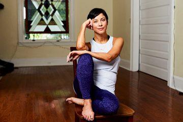 Portrait of Amazing Patient Nicole Marquez