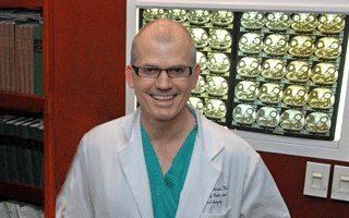 Portrait of Dr. Jeff Milsom