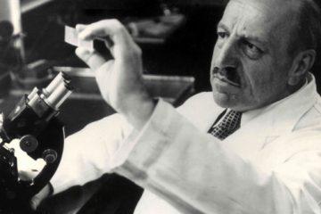 Portrait of Dr. Georgios Nikolaou Papanicolaou