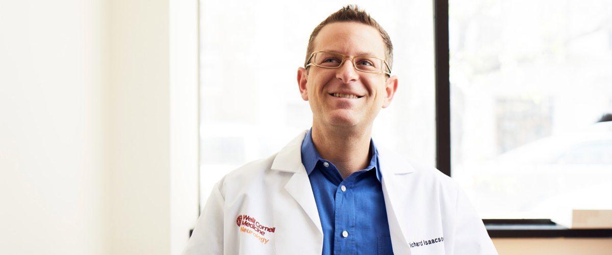 Portrait of Dr. Richard Isaacson