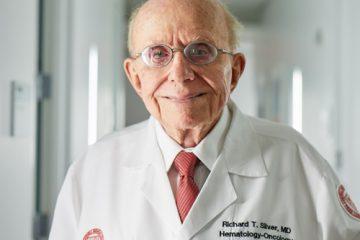 Portrait of Dr. Richard Silver