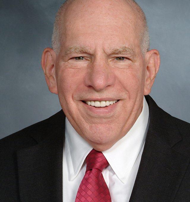 Portrait of Dr. Ronald Crystal