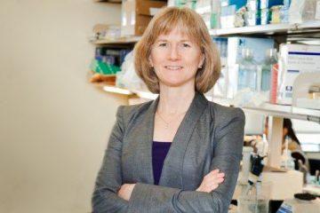 Portrait of Dr. Megan Sykes