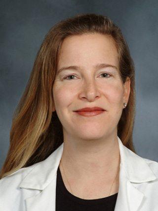 Portrait of Dr. Elizabeth Kagan Arleo