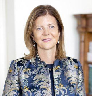 Portrait of Dr. Mary D'Alton
