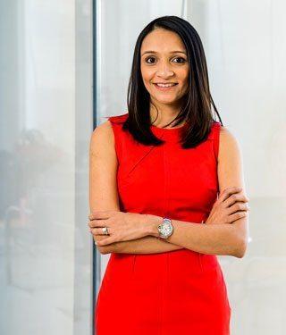 Portrait of Dr. Nisha Jhalani