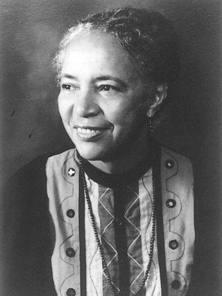 Dr. Margaret Morgan Lawrence in 1983