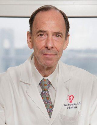 Portrait of Dr. Allan Schwartz