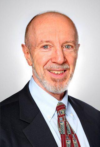 Portrait of Dr. Frank Yeomans