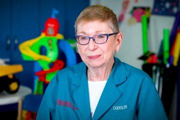 Portrait of Joan Hart