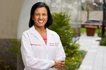 Portrait of Dr. Renuka Gupta