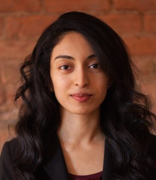 Portrait of Dr. Shilpa Ravella