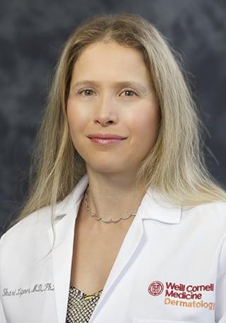 Portrait of Dr. Shari Lipner