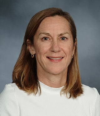 Portrait of Mary Montgomery, MS, RD, CDN