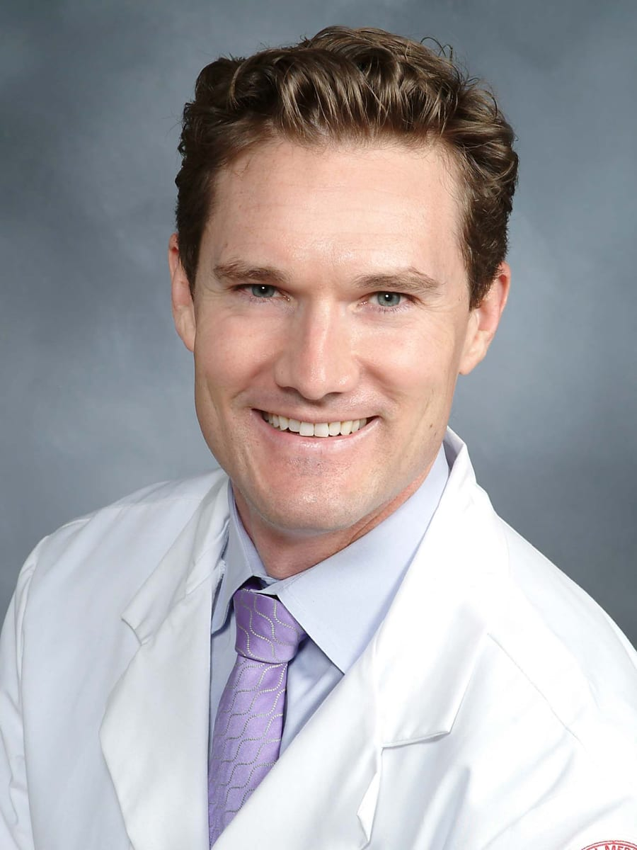 Portrait of Dr. Jason Baker