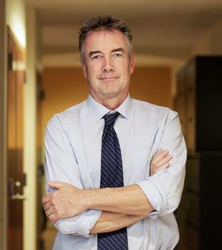 Portrait of Dr. Peter Gordon