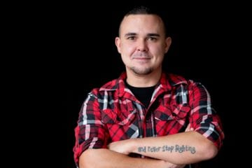 Portrait of Brandon Elgün