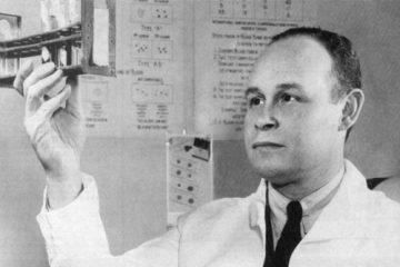 Portrait of Dr. Charles Drew