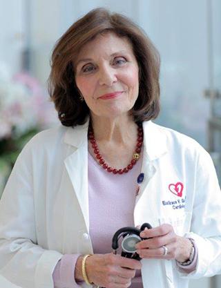 Portrait of Dr. Elsa-Grace Giardina