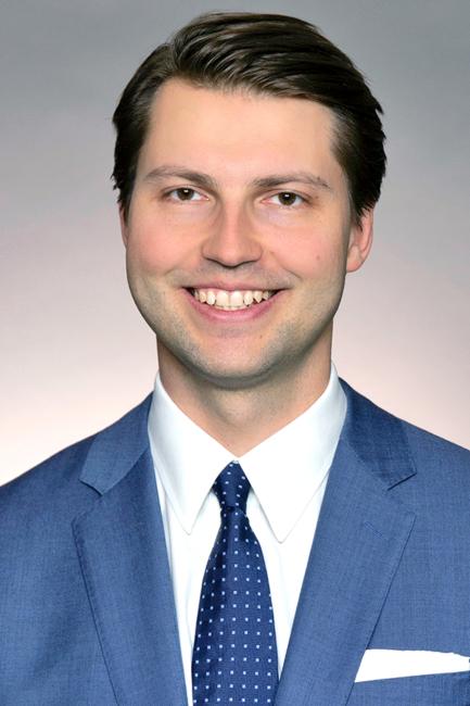 Portrait of Dr. Jakub Tatka