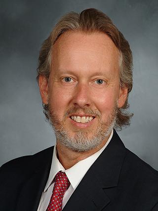 Portrait of Dr. William Reisacher