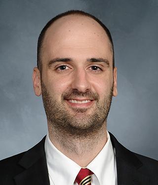 Portrait of Dr. Jonathan Avery