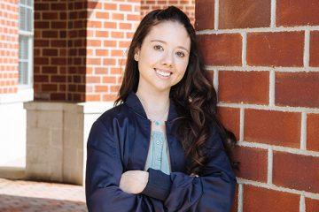 Portrait of Lauren Shields