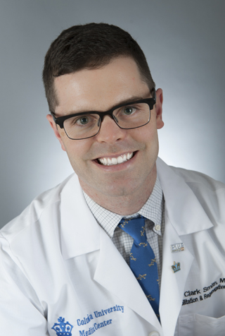 Portrait of Dr. Clark Smith