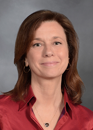 Portrait of Dr. Jennifer Cross