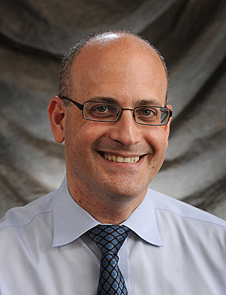 Headshot of Dr. Ran Reshef, clinical lead for the CAR T-Cell Program at NewYork-Presbyterian/Columbia.