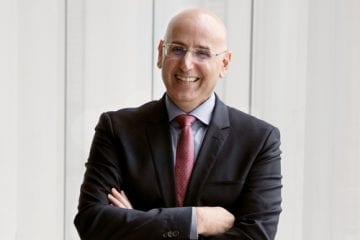 Portrait of Dr. Nir Uriel