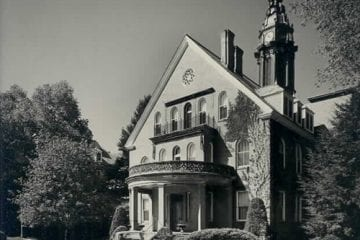Historic image of the now Westchester Behavioral Health Center