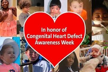 NYP celebrates congenital heart awareness week
