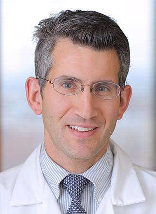 Headshot of Dr. Daniel Freedberg