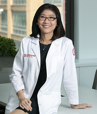 Dr. Judy Tung, expert on how to treat yourself at home for COVID-19 and colds