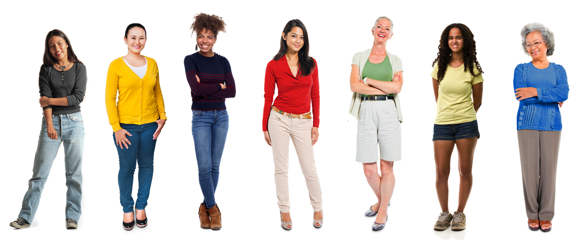 women's health checklist for every age