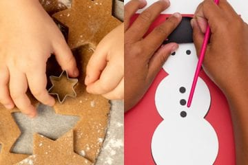 alternative holiday activities with kids