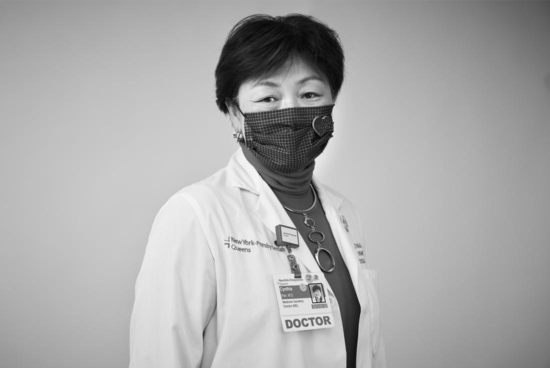 Dr. Cynthia Pan