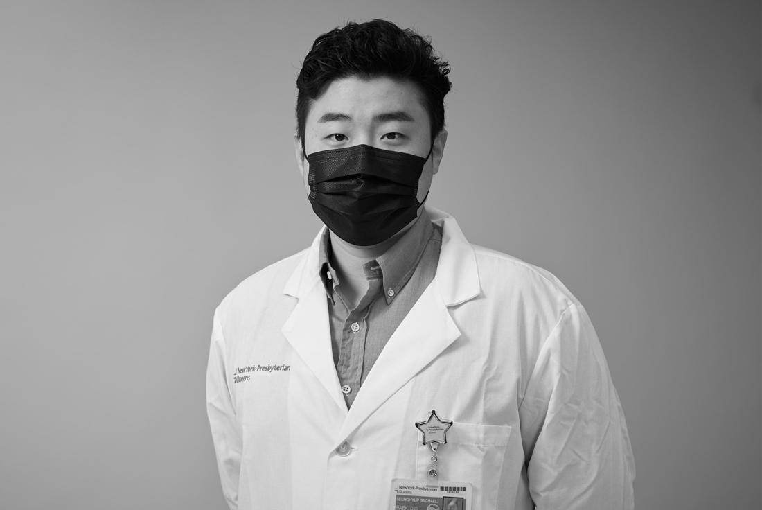 Dr. Michael Baek