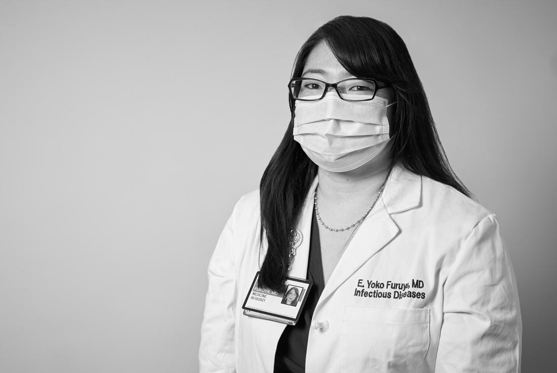 AAPI Heritage Month: Dr. Yoko Furuya