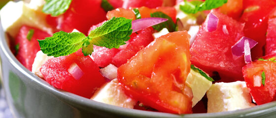 5 Healthy and Simple Summer Recipes